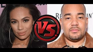 Erica Mena IS BACK to TORMENT DJ Envy (allegedly) She Back on Reality TV may team up with Desus Mero