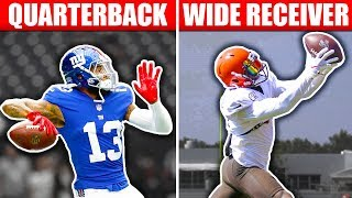 NFL Players FORCED To Change Positions (Odell Beckham Jr, Julian Edelman, Richard Sherman)