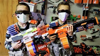Nerf War : Omni Squad 2