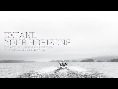 "2016 MasterCraft X26 | ""EXPAND YOUR HORIZONS"""