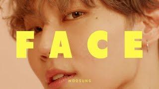 """김우성(WOOSUNG) -  """"FACE"""" Official Music Video"""