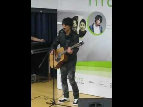 14天 & 陽光燦爛的日子 & 地下街(!) 周國賢 Cityu 20120330 HTC Tour