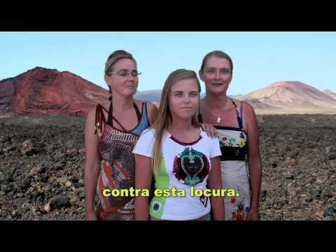Firma contra las prospecciones petrolíferas en Canarias