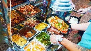 Kỳ lạ xôi bốc 3 chàng trai dễ thương ở Sài Gòn | street food saigon
