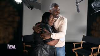 After Four Seasons, Loni Love Finally Meets Idris Elba!