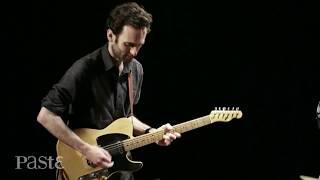 Julian Lage Trio at Paste Studio NYC live at The Manhattan Center