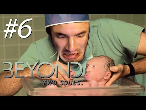 DR. PEWDS DELIVERS... A BABY! - Beyond: Two Souls - Gameplay, Walkthrough - Part 6 - Smashpipe Games