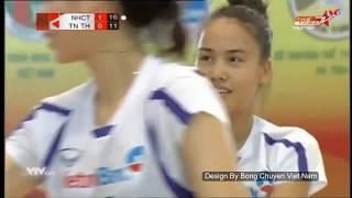 [Highlight Vietnam Volleyball] Chủ Công Đinh Thị Thúy-Vietinbank