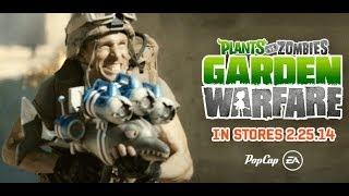 "Plants vs. Zombies: Garden Warfare - ""Chum Rush"""
