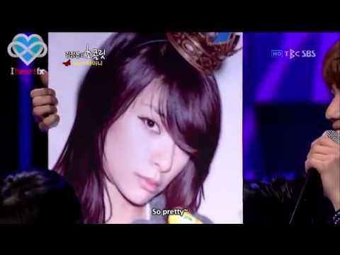 [ Clip ]F(x) & Shinee KJE Chocolate