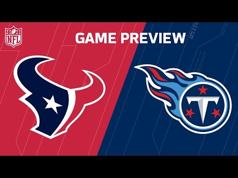 Tennessee Titans vs Houston Texans