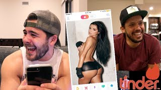 Hijacking Each Other's Tinders Pt. 2 (Heath Hussar & Dommy D)