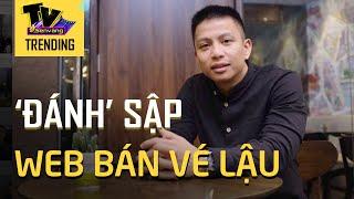 Hiếu PC - hacker Việt tuyên bố đánh sập 2 trang web lừa đảo vé máy bay