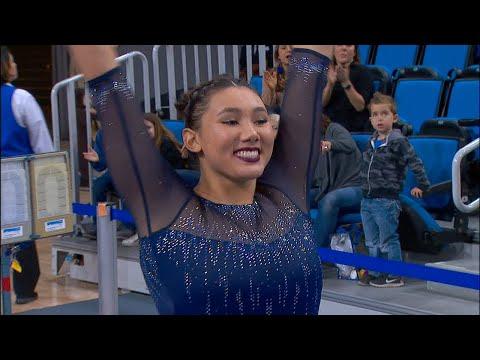 Recap: Kyla Ross shines in UCLA women's gymnastics' win over Ohio State