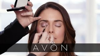 Spring Makeup Tutorial with Kelsey Deenihan | Avon