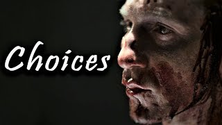 Frank Castle || Choices