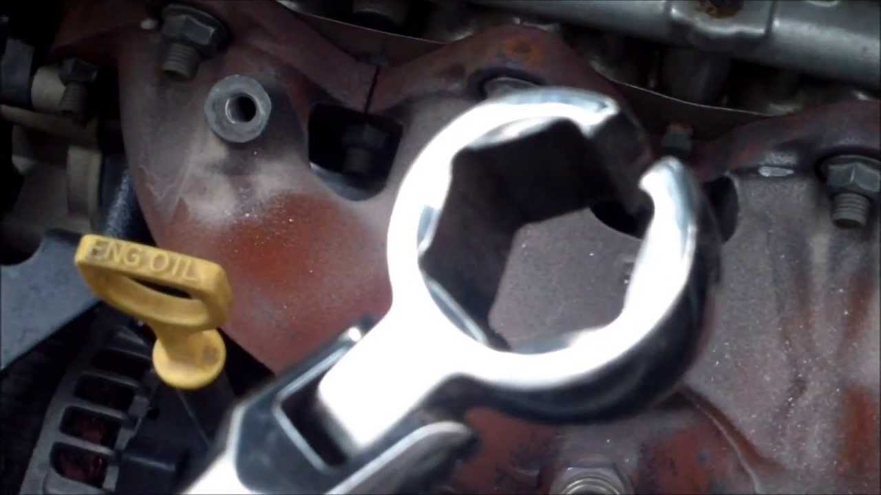 How To Replace Oxygen O2 Sensor 2006 Hyundai Elantra Dtc