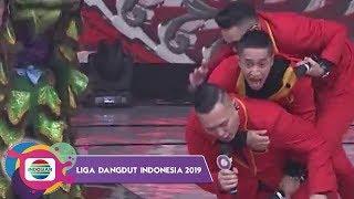 HEBOH!! Juri Dan Host Bergaya Ala Mandarin Hingga Jadi Barongsai! - LIDA 2019