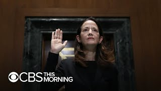 Democrat-led Senate confirms Avril Haines as Director of National Intelligence