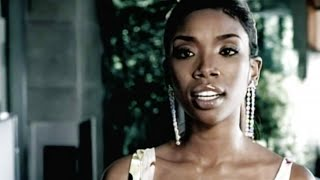 Brandy - Talk About Our Love (feat. Kanye West) (Official Video)