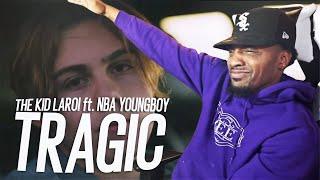 The Kid LAROI - TRAGIC (feat. YoungBoy ) (REACTION!!!)