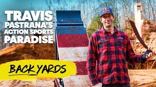 Travis Pastrana's Guided Tour of Pastranaland | Red Bull Backyards