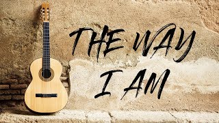 Charlie Puth - The Way I Am (Lyrics)