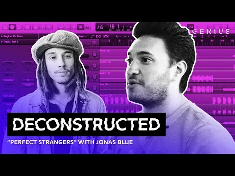 "The Making of ""Perfect Strangers"" with Jonas Blue 