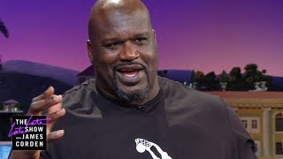 Shaquille O'Neal Is Back in the Rap Game