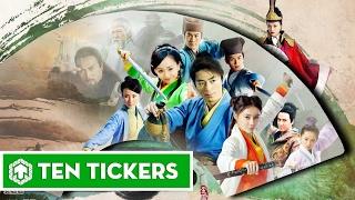 Top 10 phim chuyển thể từ truyện kiếm hiệp Kim Dung | Ten Tickers Asia 29