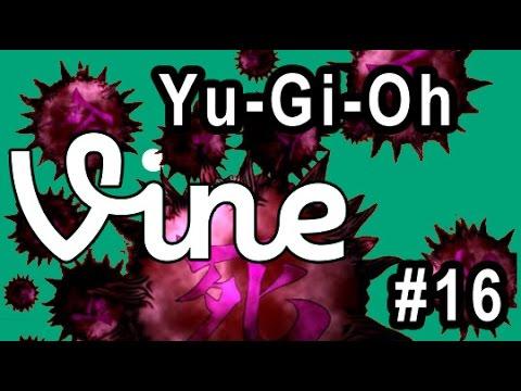 Yugioh Vine 16 (Crush Card New Errata)