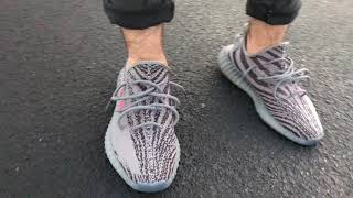 6bdb5964772845 YEEZY BELUGA 2.0 ON FEET Videos - mp3toke