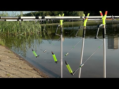 Свингеры - сигнализаторы поклевки рыбы