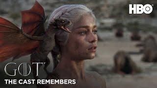The Cast Remembers: Emilia Clarke on Playing Daenerys Targaryen | Game of Thrones: Season 8 (HBO)