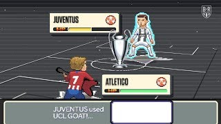 Champions League Last 16 x Pokemon: Battles and Winners from Every Tie