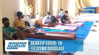 13 Siswa Reaktif Covid-19, SMPN 1 Winong Jadi Tempat Isolasi