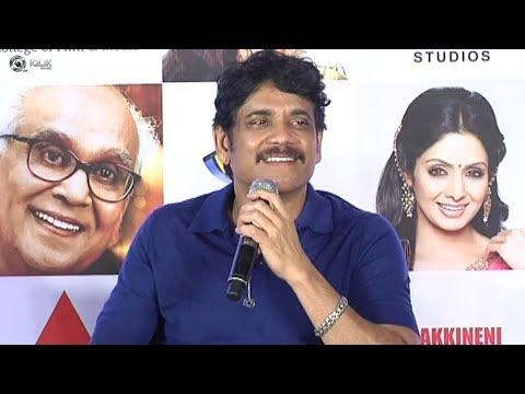 Akkineni Nagarjuna About ANR National Awards