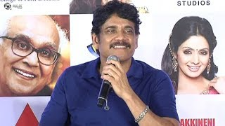 Akkineni Nagarjuna About ANR National Awards