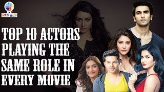 Top 10 Actors Who Play The Same Roles in Every Movie | Top 10 | Brain Wash