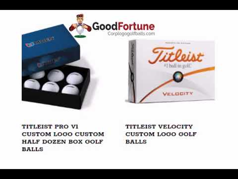 Personalized Golf Balls USA at corplogogolfballs.com