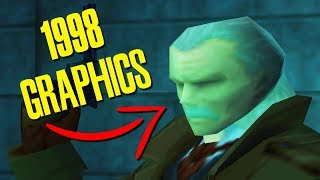 THIS WAS REVOLUTIONARY BACK THEN | Metal Gear Solid - Part 1