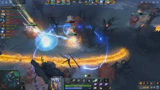 Evil Geniuses Sumail skywrath mage vs Arteezy Monkey king dota 2 highlights 1