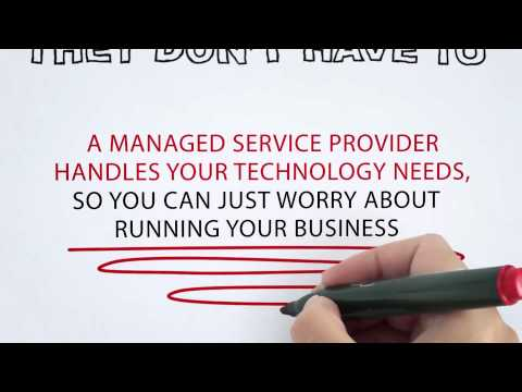 Managed Services Whiteboard