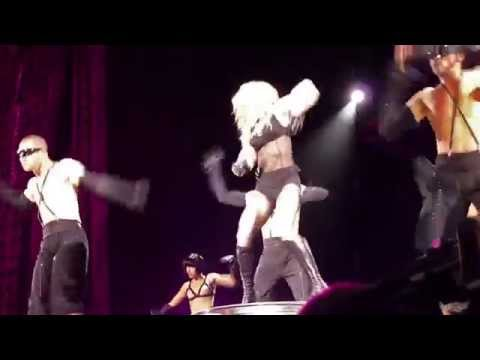 Madonna vogue 2008 sticky and sweet tour