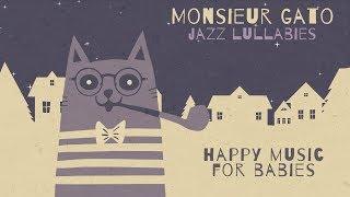 Relaxing Jazz for falling asleep - Baby Music - Jazz Lullabies