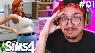 NOVA SÉRIE DE GAME PLAY: DESAFIO DOS 7 BEBÊS   The Sims 4