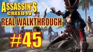 Assassin's Creed 4 Walkthrough - How to Destroy Fort Navassa EASY - Part 45