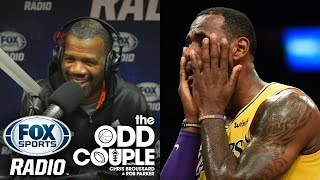 Rob Parker - NBA Playoffs Will Be Better Off Without LeBron James
