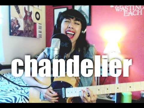 Chandelier - Sia (Cover) by Brittany Butler