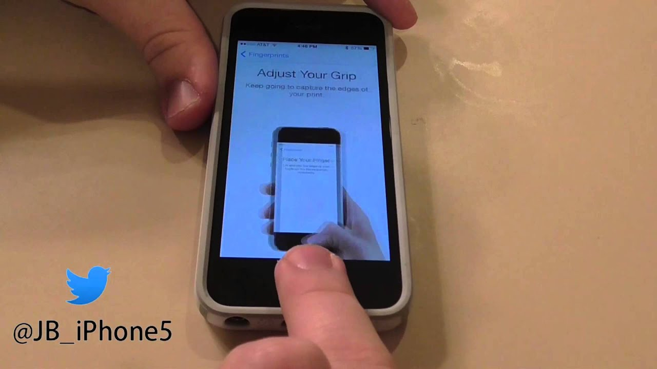 IPhone 5S Touch ID (Fingerprint Scanner) Review - Smashpipe Tech